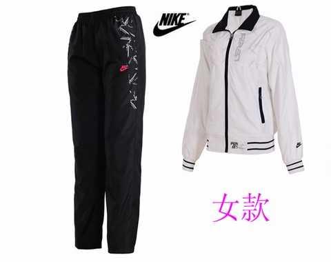 Survetement Nike jogging Bleu Intersport Femme rdeCWxBQo